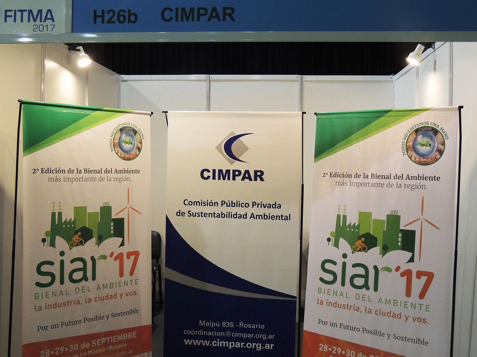 SIAR estuvo presente en FITMA 2017
